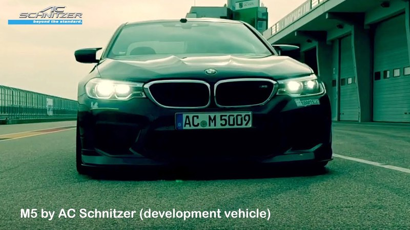 M5 by AC Schnitzer (development vehicle)