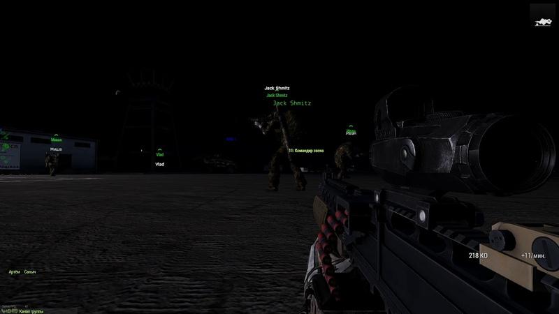 ArmA 3 сервер Миротворцы