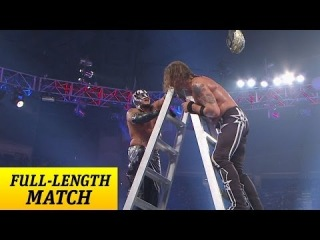 FULL-LENGTH PPV MATCH - TLC 2010 - Kane vs. Edge vs. Rey Mysterio vs. Alberto Del Rio