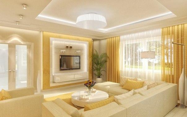 Солнечная гостиная (1 фото)