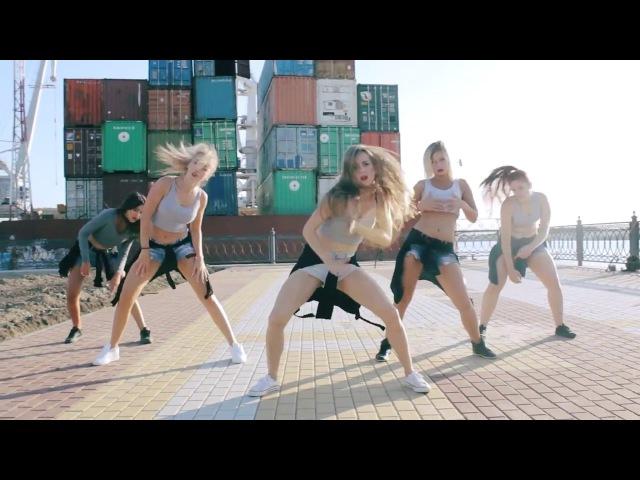REGGAETON|Choreo by Elena Zaitseva|KHIA-Fuck Dem Other Hoes