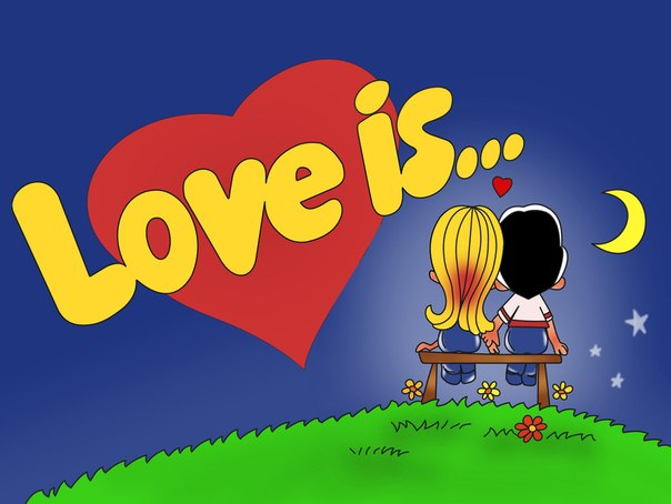 love is....