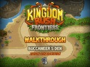 Kingdom Rush Frontiers Walkthrough Buccanneer's Den stg5 Iron Challenge Veteran