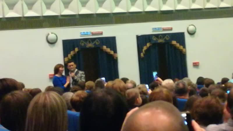 Концерт в Нижнекамске