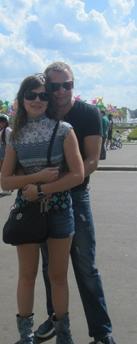 Татьяна Шевченко, 25 мая , Москва, id142480594