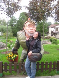Елена Амельченкова, 21 сентября , Железногорск, id112507433
