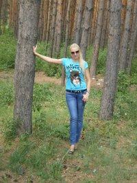 Кристя Тарасова, 24 июля 1998, Челябинск, id65153087