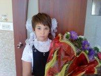 Нюта Захарова, 29 сентября 1996, Бузулук, id99507793