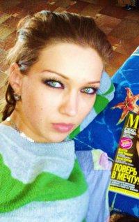 Анна Рубашка, 15 декабря 1995, Луганск, id38870393