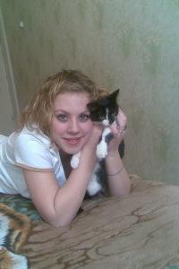 Кристина Лопатина, 29 июня 1991, Ангарск, id53229055