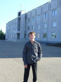 Алексей Малинкин, 15 октября , Шахунья, id46476693