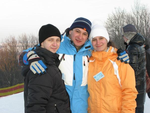 Учим лыжному ремеслу
