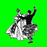 Scottish Country dancer