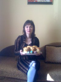 Оксана Ковальковская, 22 октября , Староконстантинов, id77578880