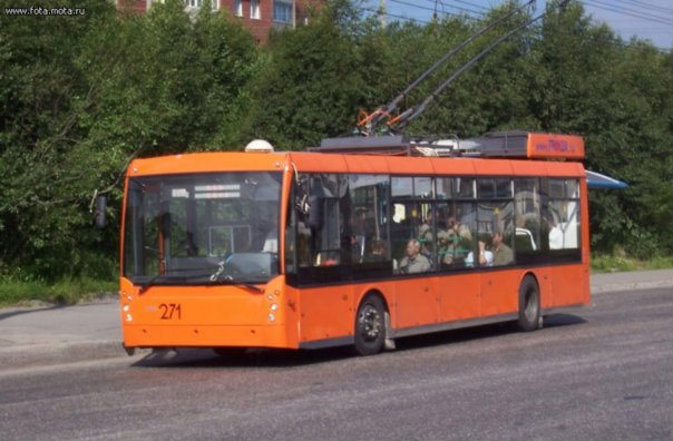В Мурманске общественный транспорт перешел на осеннее расписание