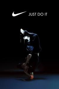 Nike.Just do it.  Спорт и красота.