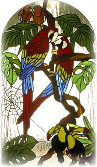 В средневековье витражная роспись считалась уделом избранных, витражные рисунки можно было увидеть лишь в крупных...
