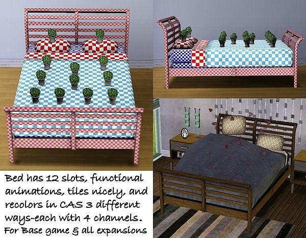 Объекты для спальни - Страница 26 - Форум, посвященный играм The Sims 4,3,2,1.