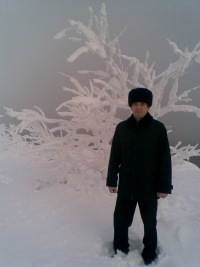 Ильдус Фалахутдинов, 8 февраля , Нефтеюганск, id67526752