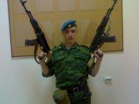 Сергей Михайлов, 7 декабря 1986, Санкт-Петербург, id39476428