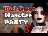 Black Desert machinima Bad Company. Monster Party.