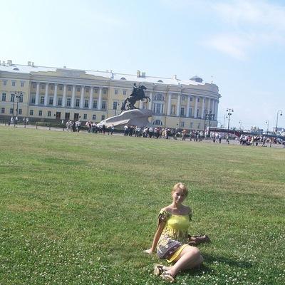 Ольга Кристостурова, 26 ноября , Санкт-Петербург, id70737437