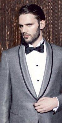 классический стиль мужской одежды политики.