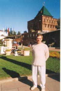 Сергей Гусев, 15 марта 1953, Нижний Новгород, id42519348