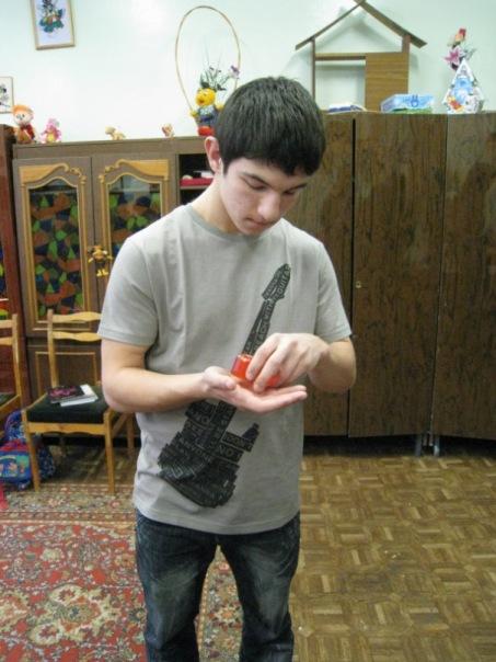 БЛАГОТВОРИТЕЛЬНАЯ АКЦИЯ в Детском Доме 25 января 2011г. X_9ccf1343
