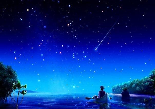 Что в мечтатьлетатьи думать о прекрасномво сне касаться звёзд и облакови верить в то, что это не напрасночто в жизни нашей будет всё легконадеяться