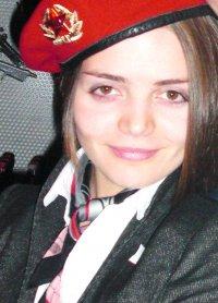 Yulia Varivoda, 26 июня 1988, Москва, id7262319