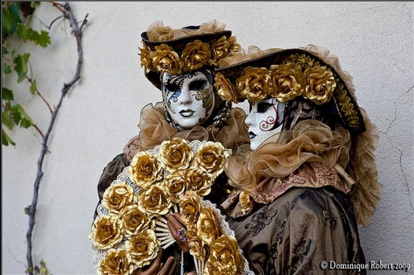 Венецианские маски Y_2613d989