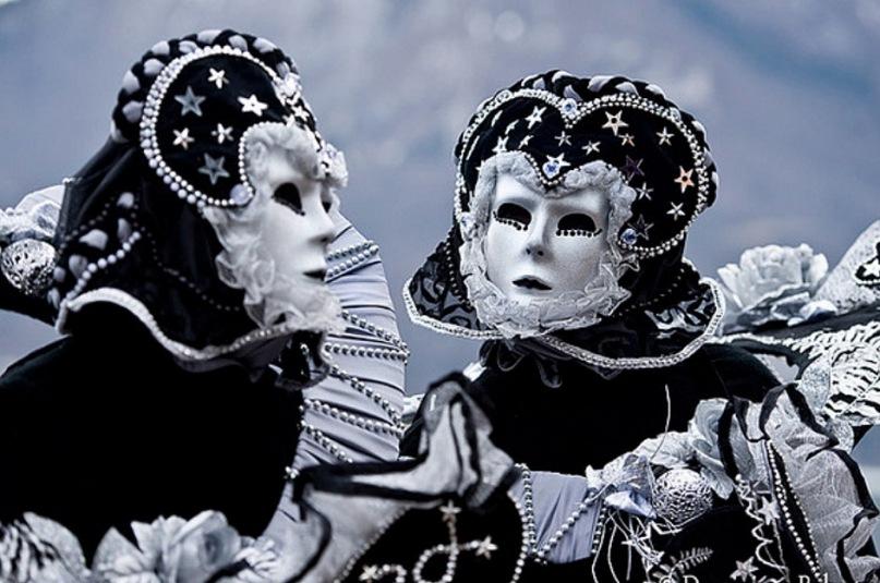 Венецианские маски Y_5a9047b1