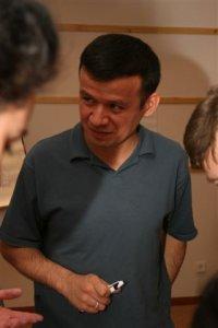 Усмон Рахимджанов, Наманган