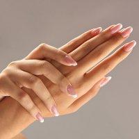 Девушки скрасивыми длинными ногтями в сексе