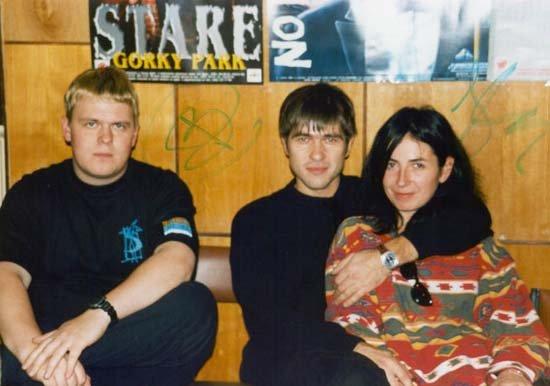 саша васильев сплин с женой фото