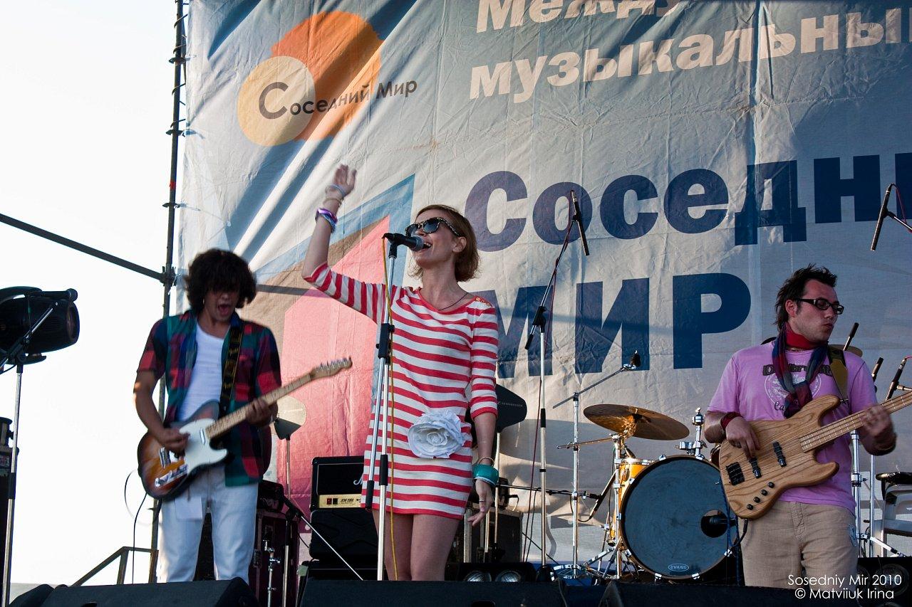 """Фестиваль """"Соседний мир"""", Щелкино, Керченский полуостров"""