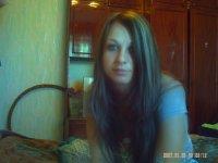 Ольга Черешенко, 6 ноября 1988, Назарово, id88072667