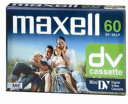 Кассета mini DV Maxell