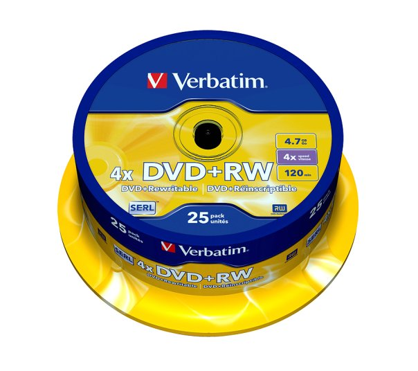 Verbatim DVD+ RW