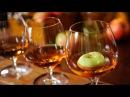 Кальвадос домашний сахарный дистиллят с яблоками
