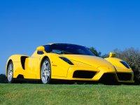 "Схема вышивки  "" Ferrari Enzo "": таблица цветов."