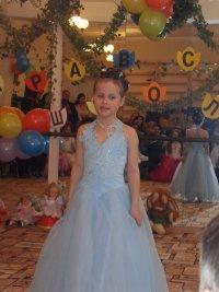 Полина Николаева, 5 апреля 1993, Москва, id76612921