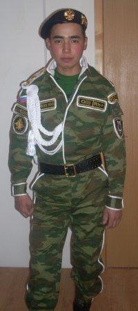 Руслан Дамбаев, 3 мая , Улан-Удэ, id39438540