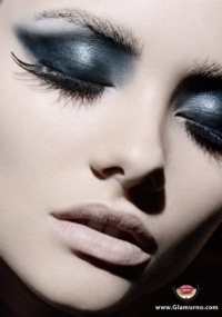 как правильно наносить макияж на глаза пошагово