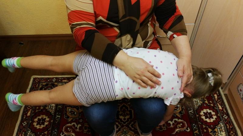 Как сделать перкуссионный массаж ребенку
