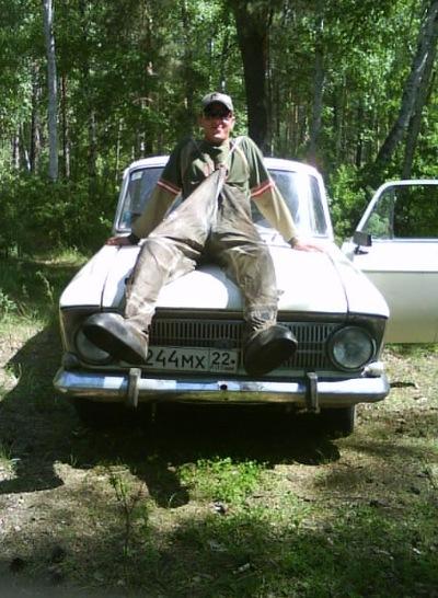 Антон Лисицин, 29 марта 1998, Барнаул, id74027161