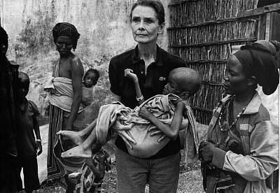 одри хепберн в африке