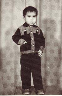 Ринат Гайсин, 2 января 1984, Москва, id11054290