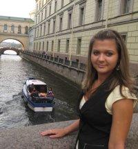 Лена Сиротина, 1 апреля 1988, Санкт-Петербург, id6305781